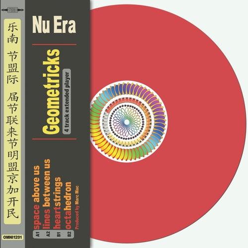 Geometricks Ep by Nu-Era