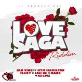 Love Saga Riddim by Various Artists