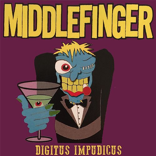 Digitus Impudicus by Middlefinger
