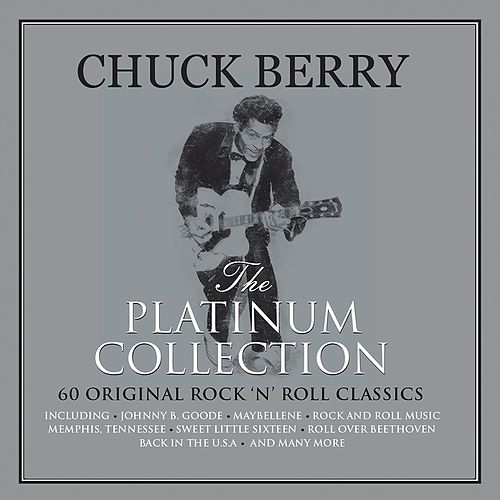 The Platinum Collection by Chuck Berry