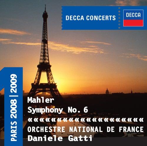 Mahler: Symphony No.6 by Orchestre National de France