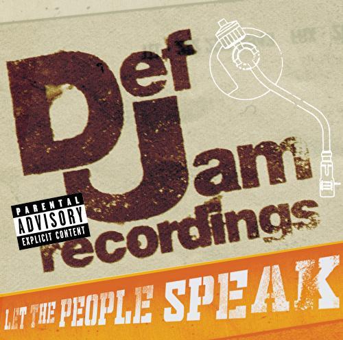 Def Jam: Let The People Speak by Various Artists