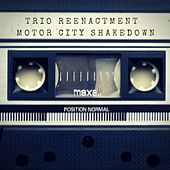 Motor City Shakedown de Trio Reenactment