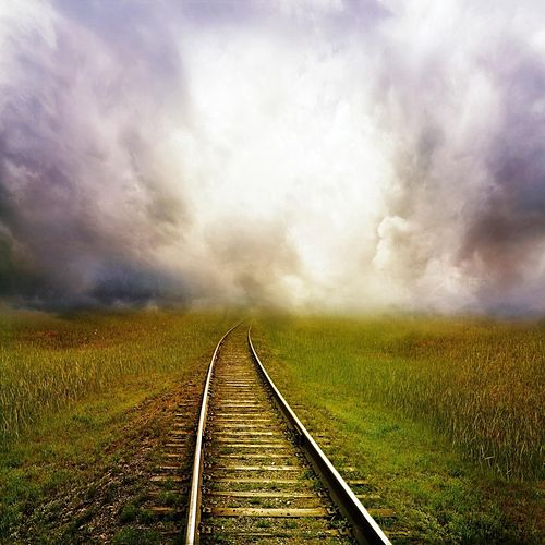 On This Train by Victor Johnson