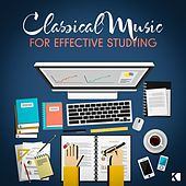 Classical Music for Effective Studying de Various Artists