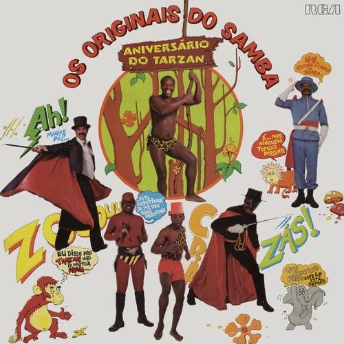 Aniversário do Tarzan by Os Originais Do Samba