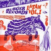 Burger Records Latam (Vol. 1) de Various Artists