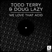 We Love That Acid by Todd Terry