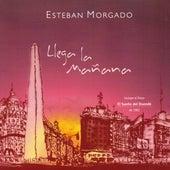 Llega la mañana von Esteban Morgado