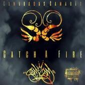 Catch a Fire by Camaradas Camarão