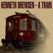 A Train by Kenneth Drewsen