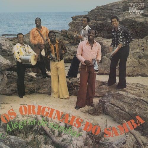 Alegria de Sambar by Os Originais Do Samba
