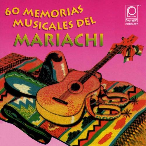 Memorias Musicales del Mariachi by Various Artists