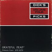 Dick's Picks, Vol. 4: Fillmore East, 2/13-14/70 de Grateful Dead