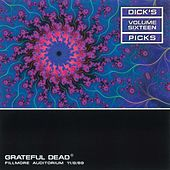 Dick's Picks, Vol. 16: Fillmore Auditorium 11/8/69 de Grateful Dead