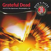 Dick's Picks, Vol. 36: 9/21/72 The Spectrum, Philadelphia, PA de Grateful Dead