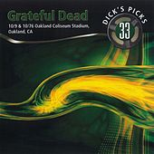 Dick's Picks, Vol. 33: 10/9 & 10/76 Oakland Coliseum Stadium de Grateful Dead