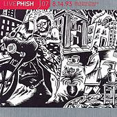 LivePhish, Vol. 7 8/14/93 (World Music Theatre, Tinley Park, IL) von Phish