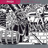 LivePhish, Vol. 8 7/10/99 (E Centre, Camden, NJ) von Phish