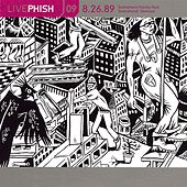 LivePhish, Vol. 9 8/26/89 de Phish
