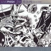 LivePhish, Vol. 14 10/31/95 de Phish