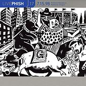 LivePhish, Vol. 17 7/15/98 (Portland Meadows, Portland, OR) von Phish