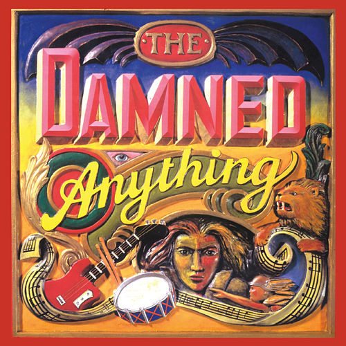 Anything by The Damned
