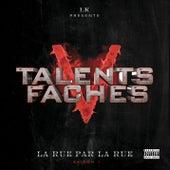 Talents fachés 5 - La rue par la rue, Saison 1. de Various Artists