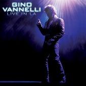 Live In LA by Gino Vannelli