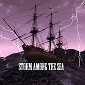 Storm Among The Sea by Thunderstorm
