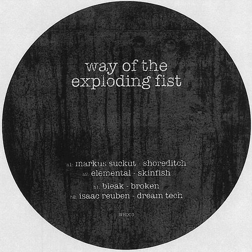 Way of the Exploding Fist by Various Artists