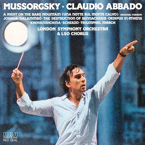 Mussorgsky: Symphonic Works (Remastered) by Claudio Abbado