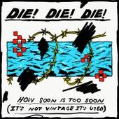 How Soon Is Too Soon (It's Not Vintage It's Used) by Die! Die! Die!