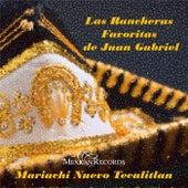 Las Rancheras Favoritas de Juan Gabriel de Mariachi Nuevo Tecalitlan