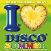 I Love Disco Summer, Vol. 5 de Various Artists