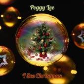 I See Christmas de Peggy Lee