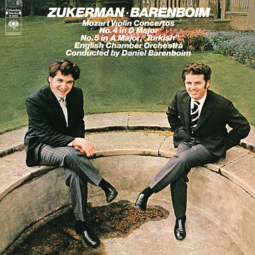 Mozart: Concerto No. 5 in A Major, K. 219 & Concerto No. 4 in D Major, K. 218 (Remastered) by Daniel Barenboim