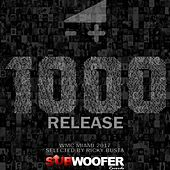 Subwoofer Records Presents: 1000 Release (WMC Miami 2017) by Various Artists