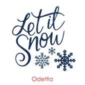 Let It Snow by Odetta