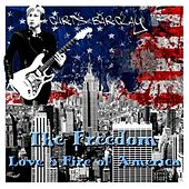 The Freedom, Love & Fire of America by Chris Barclay