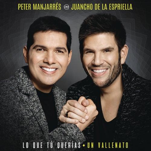 Lo Que Tú Querías, Un Vallenato by Peter Manjarres
