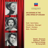 An Evening At The Lyric Opera Of Chicago de Sir Georg Solti