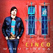 Cinco de Manu Pineda