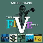 Take Five Original Albums by Miles Davis