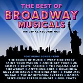 The Best of Broadway Musicals de Various Artists