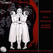 Debussy: Jeux, Khamma & La boîte à joujoux von Singapore Symphony Orchestra