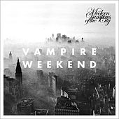Modern Vampires of the City van Vampire Weekend