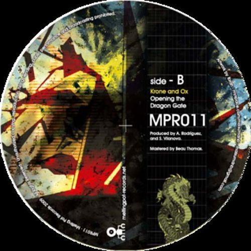 Genesis/Opening the Dragon Gate by Krone