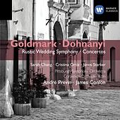 Goldmark & Dohnanyi: Orchestral Works by Various Artists