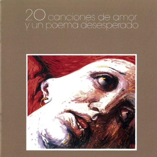 20 Canciones De Amor Y Un Poema Desesperado by Luis Eduardo Aute